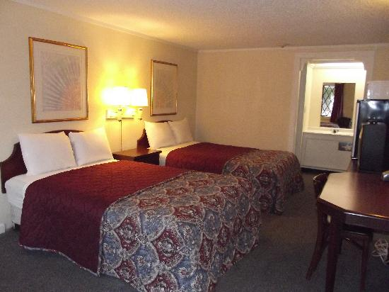 Knights Inn Cleveland/Macedonia: Double Bed Room
