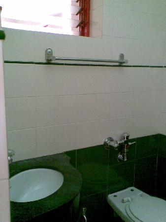 Hotel Panchsheel: toilet