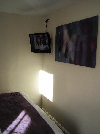 Premier Inn London Kensington (Olympia) Hotel: Wie gesagt, klein aber ausreichend