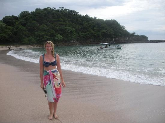 San Juan del Sur, نيكاراجوا: Dia tranquilo en Penas Blancas