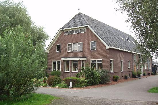 Het Groene Wout: Overall view of the B&B