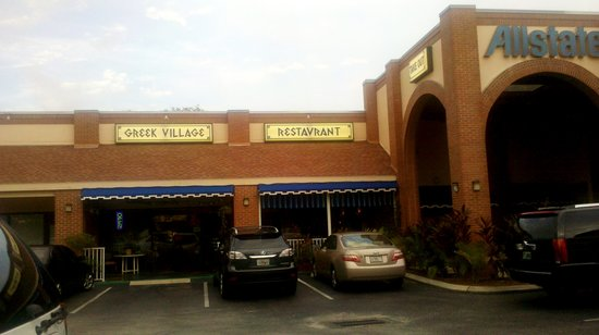 Seminole, FL: Building from the outside