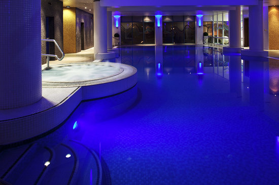 Novotel Cardiff Centre: Swimming Pool