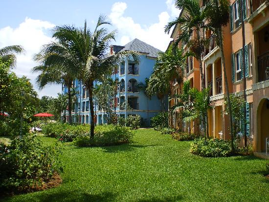 Sandals Whitehouse European Village and Spa : SECTION FRENCH