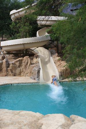The Westin La Paloma Resort & Spa: waterslide
