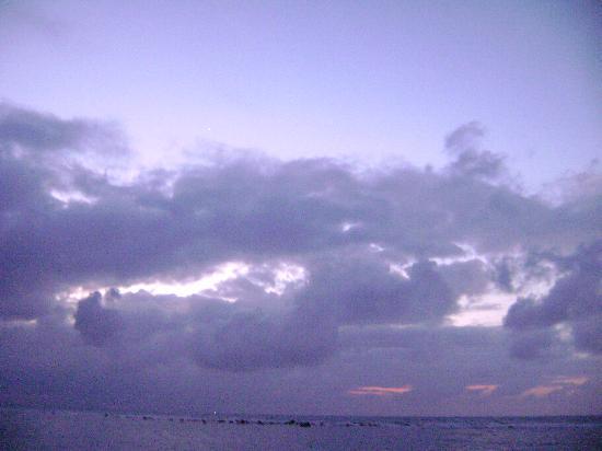 Coconut Grove Samui: And the daybreak sky