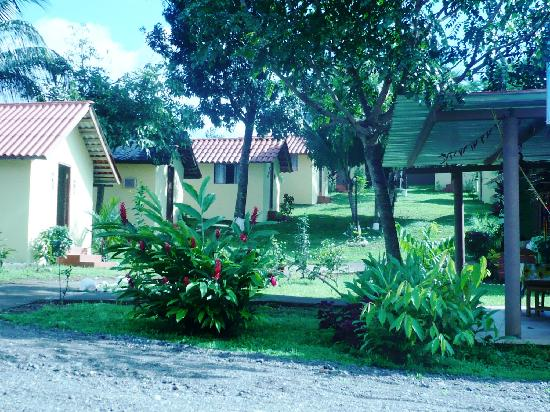 Cabanas Torio: 8 Air conditioned cabins with hot water