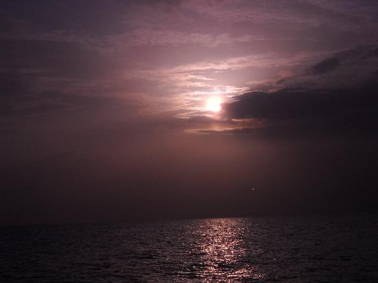 Couples Negril: Beautiful Jamaican Sunset!!!