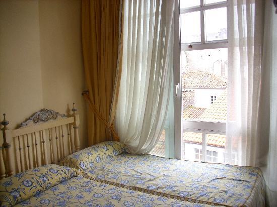 Hotel Fonte De San Roque: Habitación triple