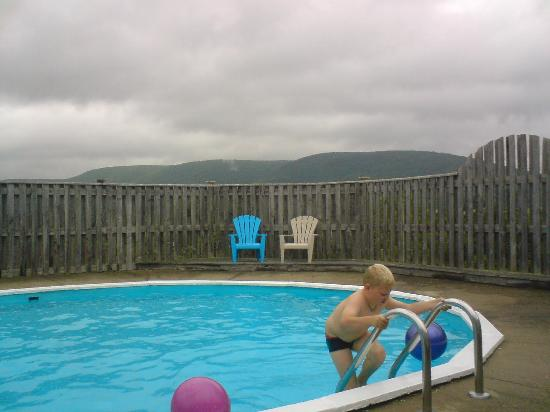 Margaree Riverview Inn: im Pool