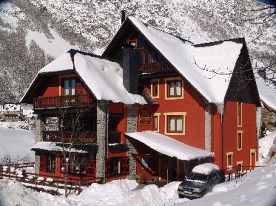 Hotel Mauberme : invierno