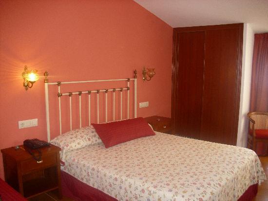 Hotel Amandi: Habitación 504