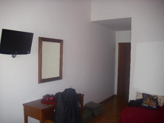 Hotel Amandi: Habitación 504 -II-