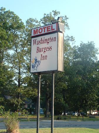 Washington Burgess Inn: Washington Burgess Motel