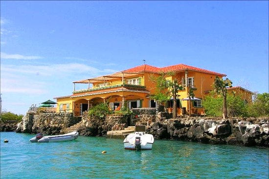 Casa La Iguana: The Villa