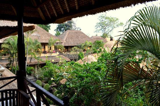 Bali Agung Village: Veranda