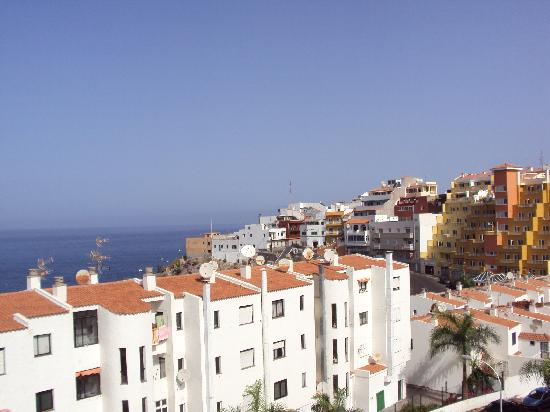 Blue Sea Lagos de Cesar: View from the roof terrace