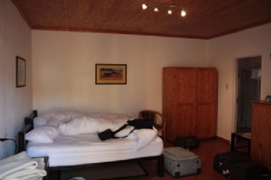 Casa Piccolo: le stanze