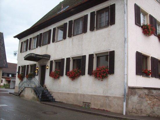 """Gasthaus """"Zum Adler"""" offnadingen"""