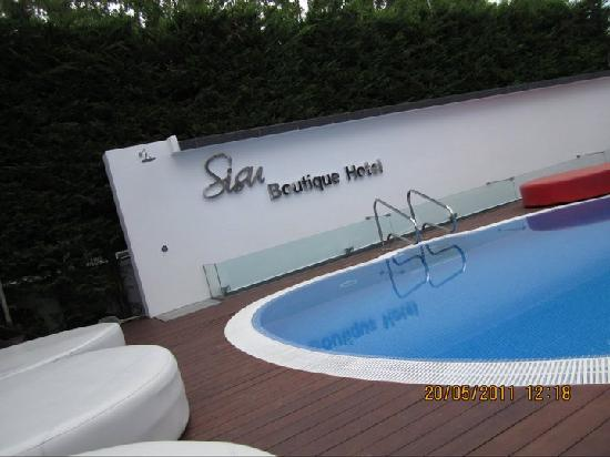 Sisu Boutique Hotel & Spa : Swimming Pool