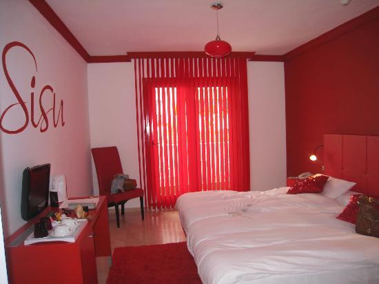 Sisu Boutique Hotel & Spa : Hotel Room