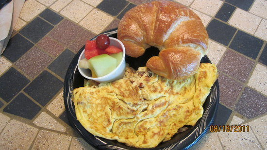 Cyn Shea's Cafe : Omelet