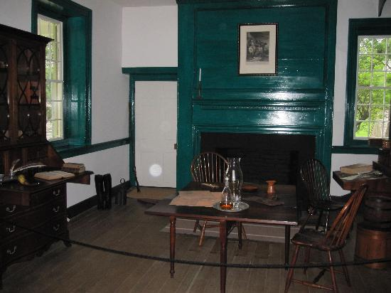 Locust Grove : William Croghan's office