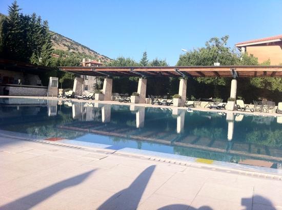 San Marco in Lamis, Italia: la piscina, la parte migliore