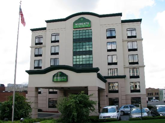 Wingate by Wyndham Lima Downtown: The Wingate by Wyndham downtown Lima OH