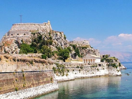 ‪‪Corfu‬, اليونان: Fortress at Corfu‬