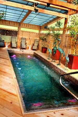 Swainsboro, GA: Flat Creek Lodge's Japanese Bathhouse