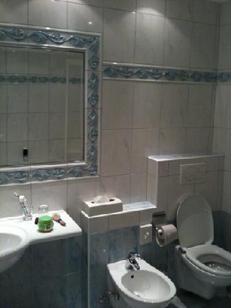 Hotel Mosser: un bagno