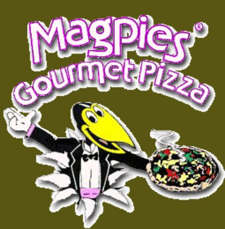 Magpies Gourmet Pizza: Monty Magpie