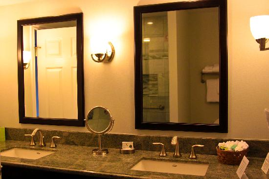 Del Mar, Californien: Bathroom