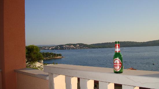 Tonina Apartments: heerlijk balkon met prachtig uitzicht