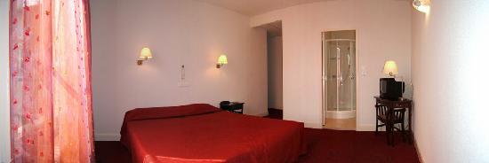 Hotel Moderne: chambre zsupérieur