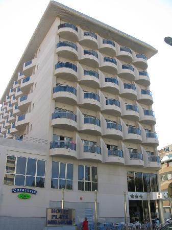 Oliva, Spain: Hotel Playa Miramar ***