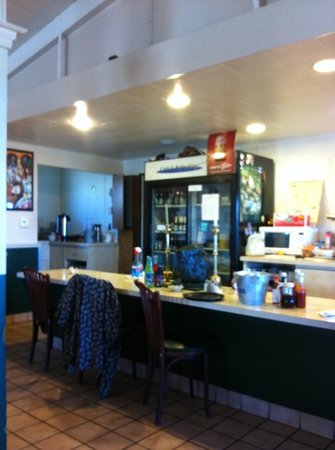 Big Sur Restaurant: nice atmosphere and people