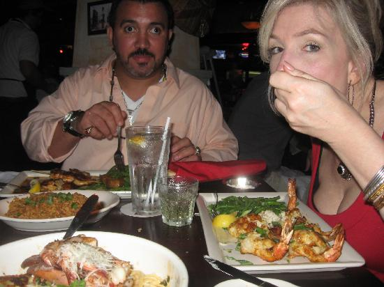 Pappadeaux Seafood Kitchen : Friends birthday!