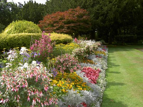 Grange-over-Sands, UK: Gardens