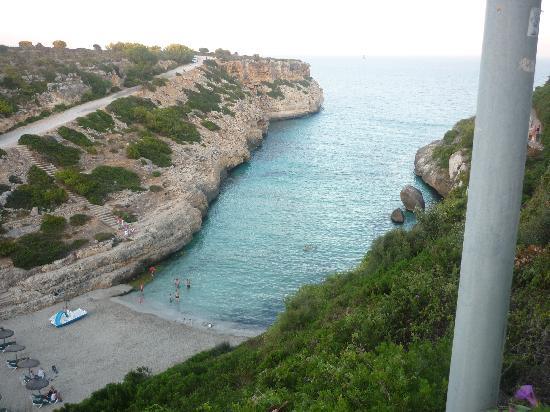 HYB Eurocalas : plage CALA ANTENA