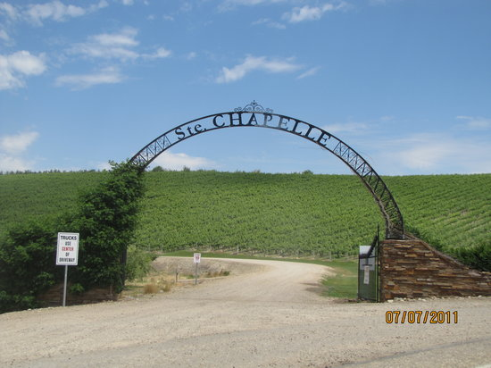 ‪Ste. Chapelle Winery‬
