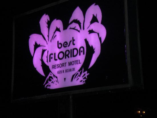 Best Florida Resort: Best Florida by Night