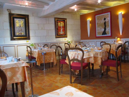 Restaurant Diane de Meridor : Inside