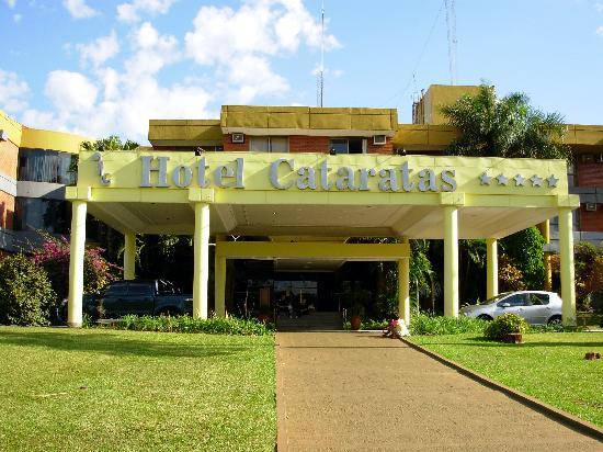 Exe Hotel Cataratas : Frente del Hotel