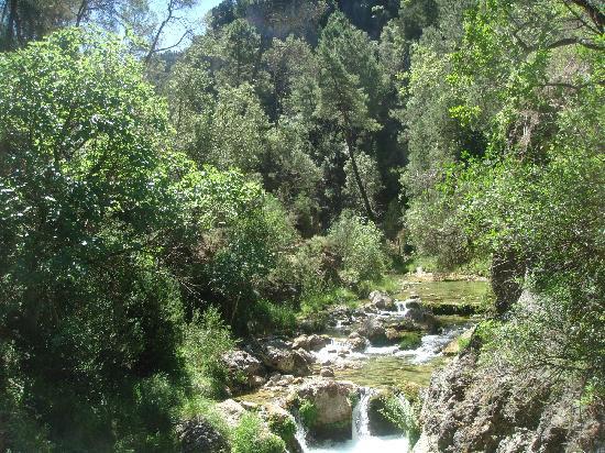 Parador de Cazorla: ruta del Borosa (Sierra Cazorla)