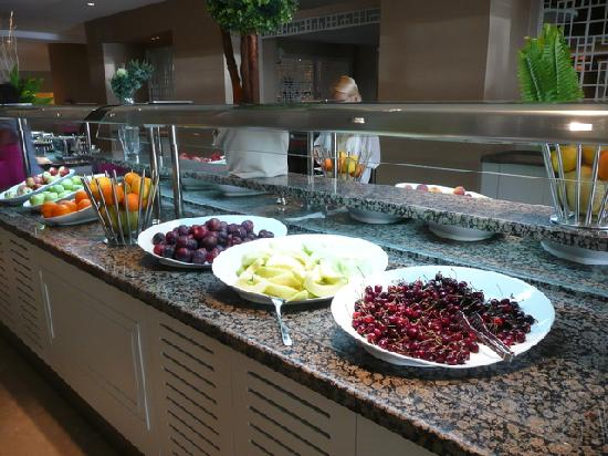 Side Crown Palace: Fruit desk