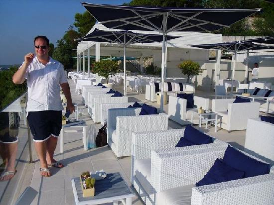Relais Blu Belvedere: Large Terrace