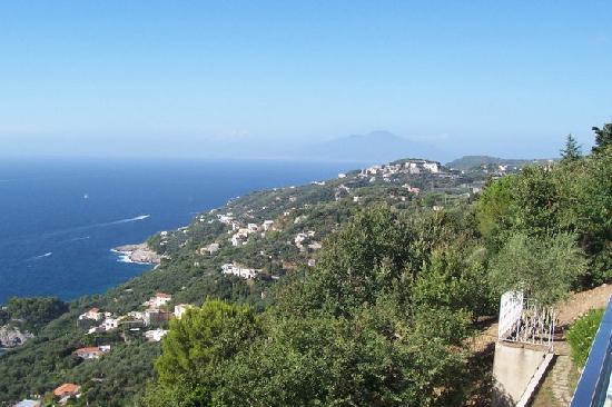 Relais Blu: View of coast