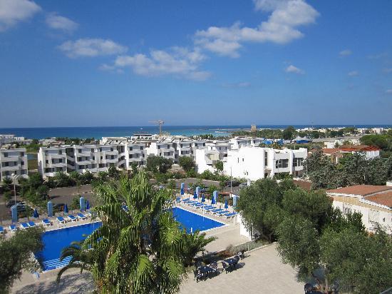 Club Azzurro Hotel & Resort: vista sala ristorante